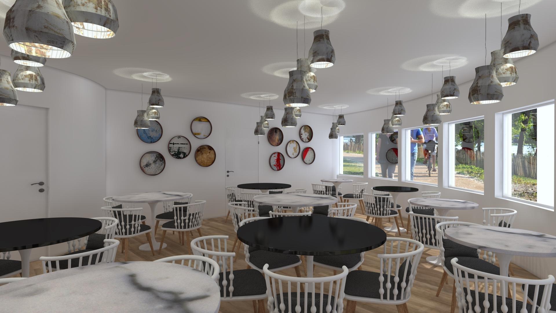 Les futures salles de restaurant du regroupement des esat for Atelier cuisine metz